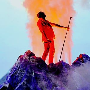 """Kanye West sprengir MediaTakeOut, segir tónlist sína """"fullkomna"""""""