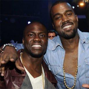 Kevin Hart dit qu'il comprend les frustrations de Kanye West