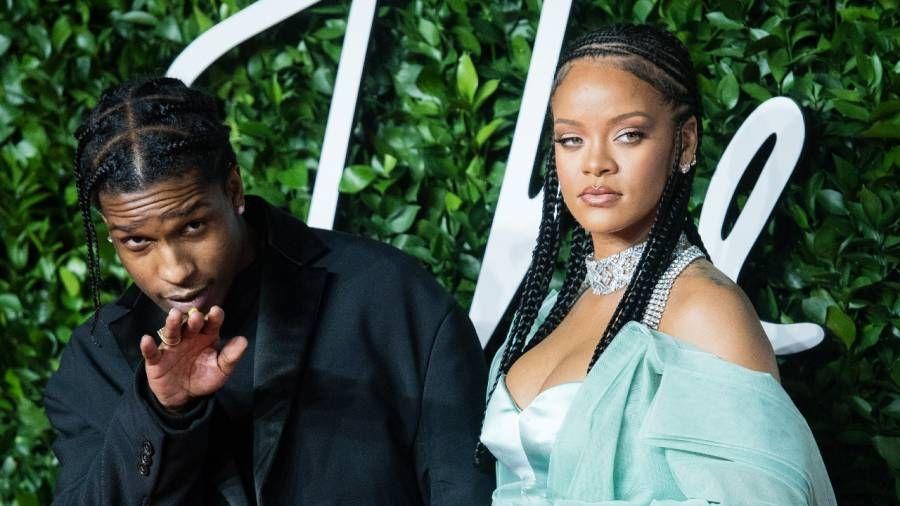 Lord Pretty Flacko Jodye og RiRi: A $ AP Rocky & Rihanna er angivelig et par