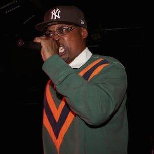 Rapper Detail Geschichte der frühen New Yorker Hip Hop Clubs