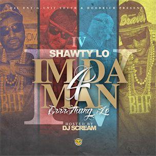 Shawty Lo 'I'm Da Man 4' Mixtape herunterladen & streamen