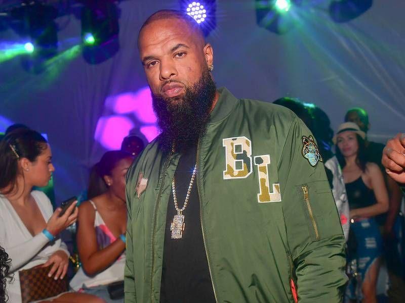 Slim Thug Aksjer 'Thug Life' LP