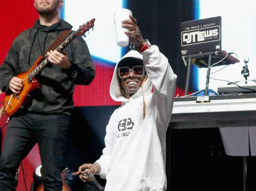 Ticketmaster verschüttete die Neuigkeiten auf Lil Waynes bevorstehendem Album