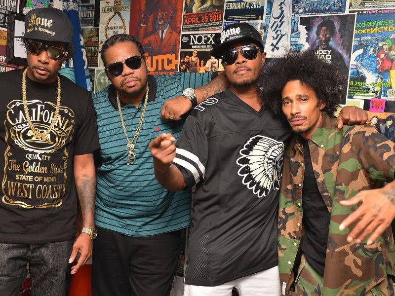 Krayzie Bone & DJ Paul kündigen Bone Thugs-N-Harmony Vs. Drei 6 Mafia Instagram Live Battle