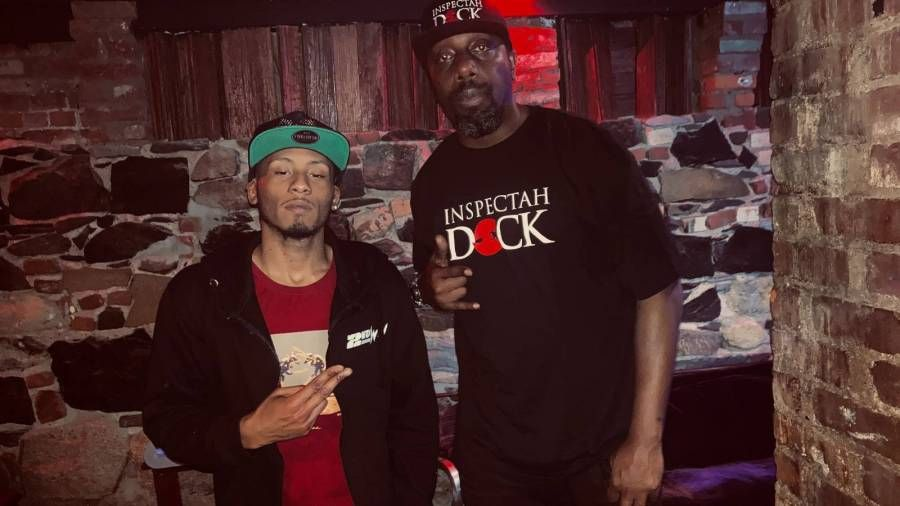 Method Man, Ol 'Dirty Bastard, Ghostface Killah und U-God's Kids Bar auf' Hereditary 'Album mit Inspectah Deck