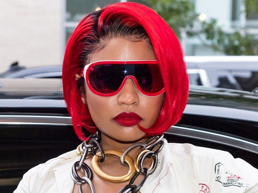 Nicki Minaj veröffentlicht 'Barbie Dreams' Video
