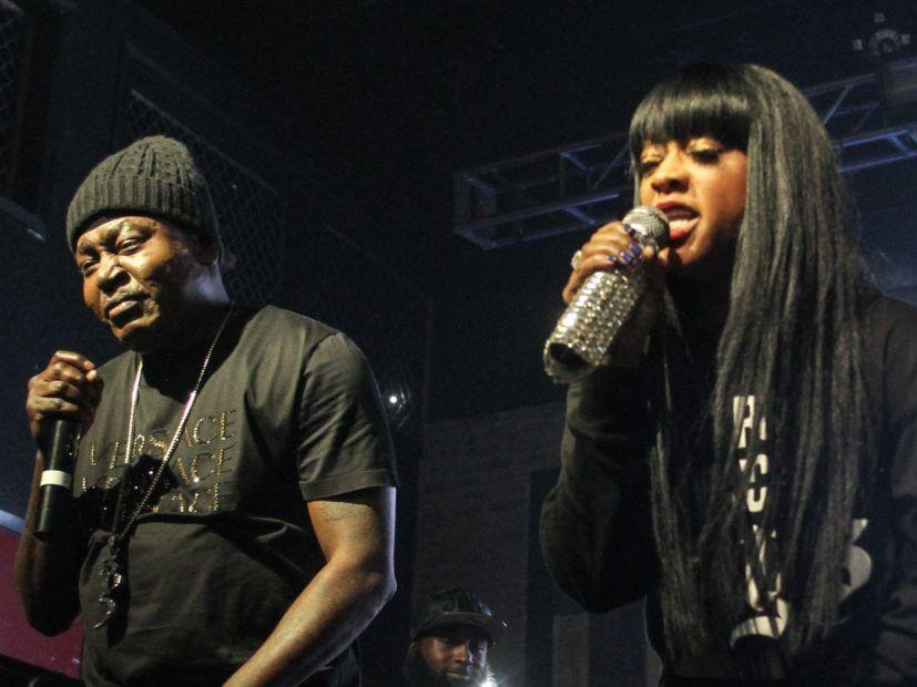 Trina führt Krieg mit Trick Daddy in Staffel 2 Premiere von 'Love & Hip Hop: Miami