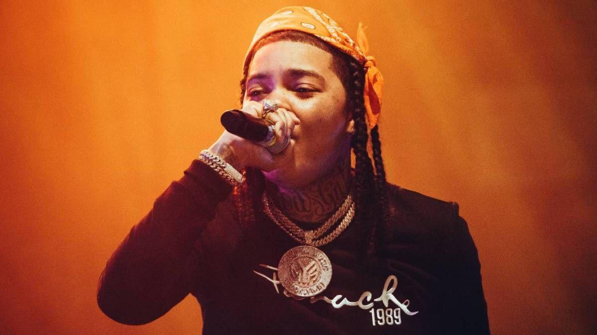 Young M.A Guns For NYC Rap Crown With 'Whoopty' Freestyle