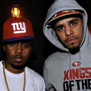 J. Cole feirer Nas Lyrics & 'I Gave You Power' In Speech