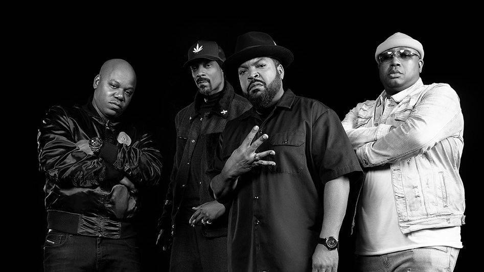 Mount Westmores Snoop Dogg, Ice Cube, E-40 & Too $ hort Debut 1. singel på Triller's Jake Paul Vs. Ben Askren slåss