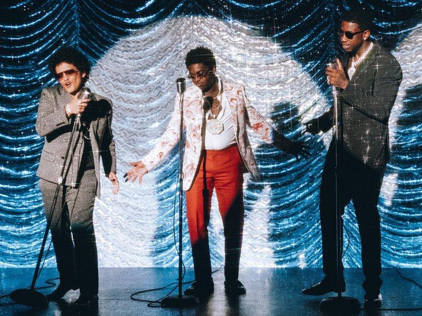Gucci Mane, Bruno Mars und Kodak Black zeigen sich im Video 'Wake Up In The Sky