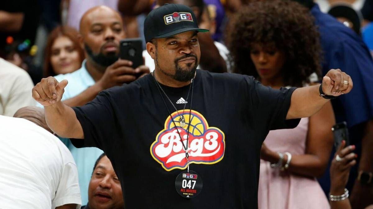 Ice Cube heißt die Legenden von L. A. Hoop, Nick Young & Gilbert Arenas, bei BIG3 Basketball willkommen