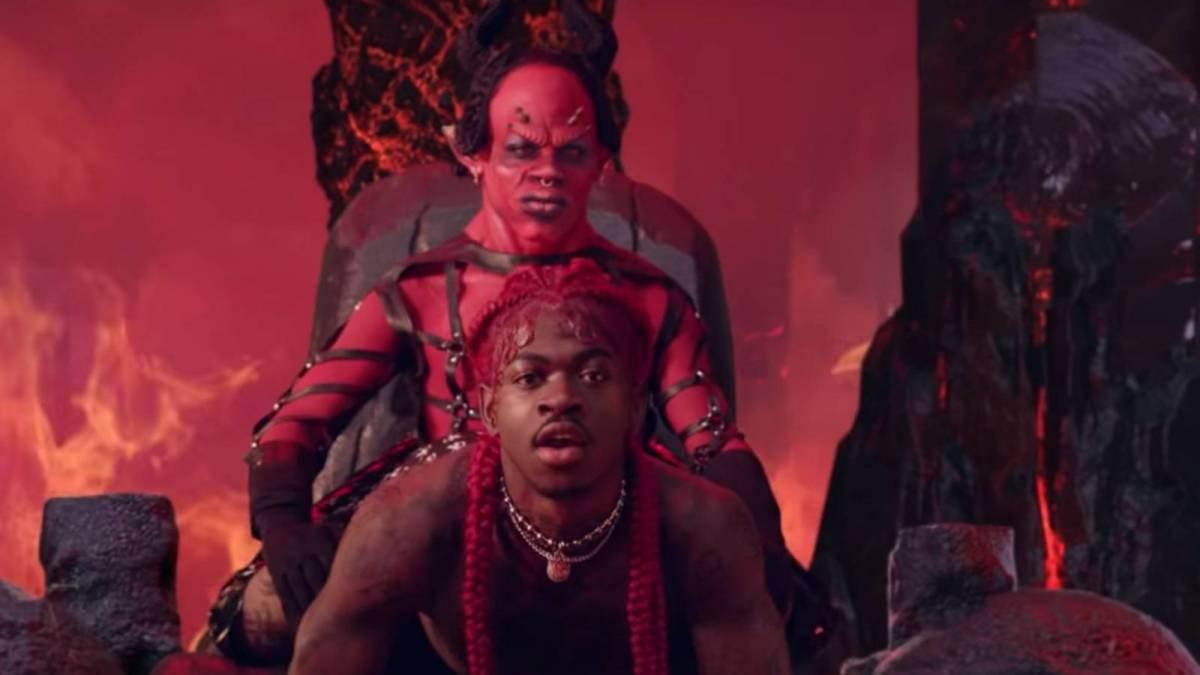 Nike aurait poursuivi le fabricant de chaussures Satan de Lil Nas X - mais pas M. Montero lui-même
