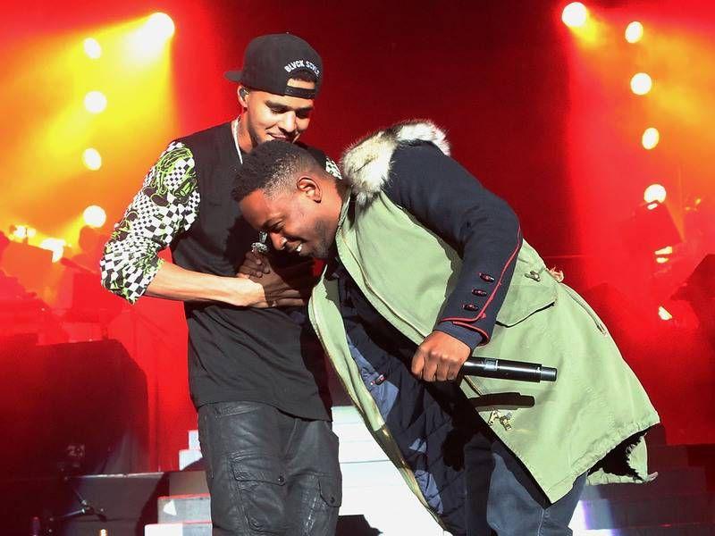 Le président de TDE Punch exécute la RCR sur Kendrick Lamar et J. Cole Album espère