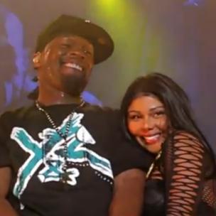 50 Cent trifft sich wieder mit Lil 'Kim im Studio