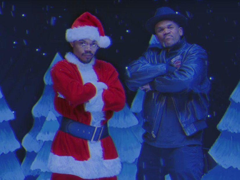 Darryl 'DMC' McDaniels von Run-DMC erzählt die Geschichte hinter 'SNL' Sketch With Chance The Rapper