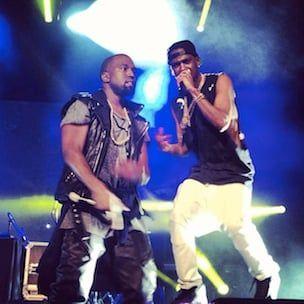 Big Sean bringer ut Kanye West, Chris Brown, J. Cole & More i LA