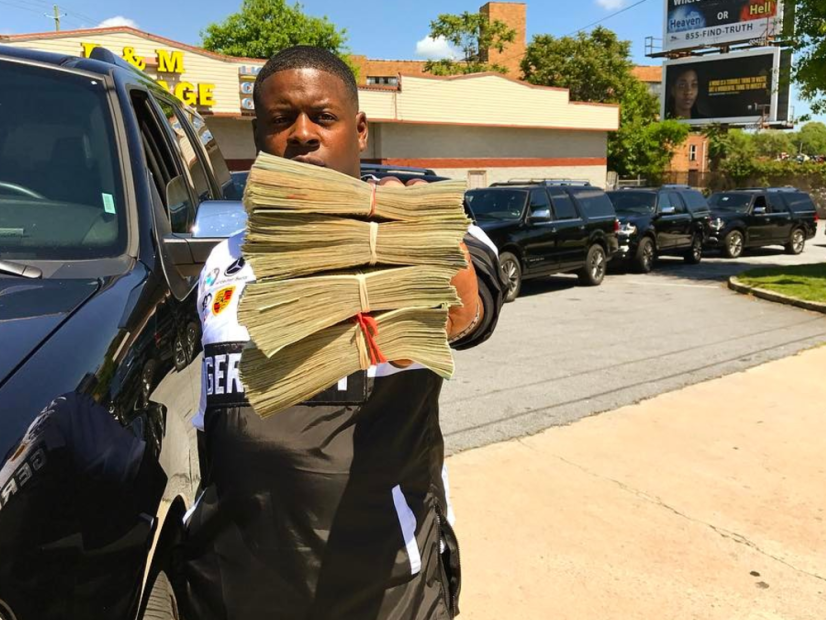 Blac Youngsta Drops 'Geburtstag' Song Dissing Young Dolph