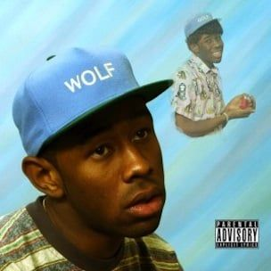 Tyler, die Trackliste des Schöpfers 'Wolf