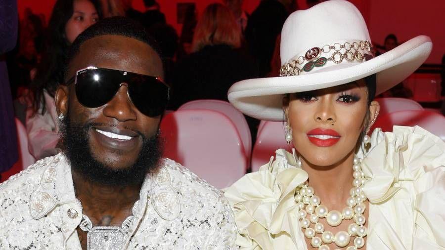 Gucci Mane & Kona Keyshia Ka'Oir Velkominn nýfæddur sonur Ice Davis