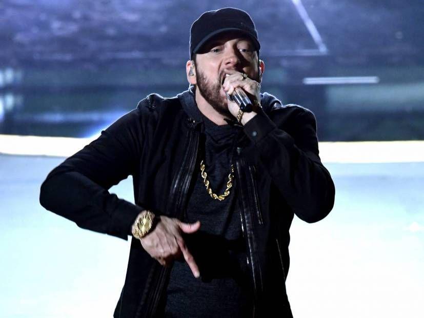 Eminem forklarer hvorfor han utførte 'Mist deg selv' på Oscar i sjeldne intervju i 2020