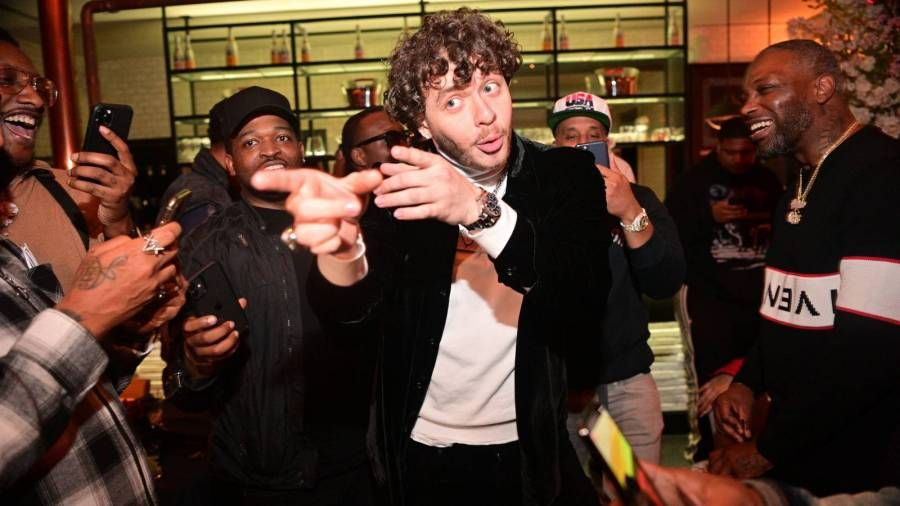 Jack Harlow validerer albumet sitt 'That's What They All Say': 'You Can't Pigeonhole Me