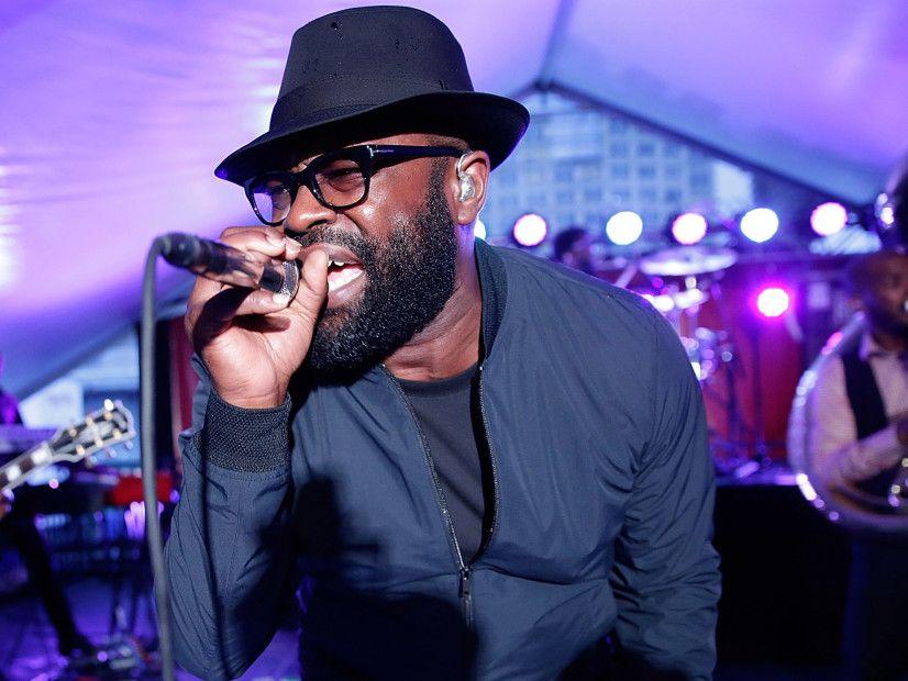 Black Thought skrangler av de 10 beste rapperne gjennom tidene