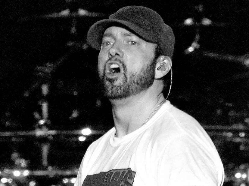 Eminemas prisimena, kaip Michaelas Jordanas gavo tylų gydymą