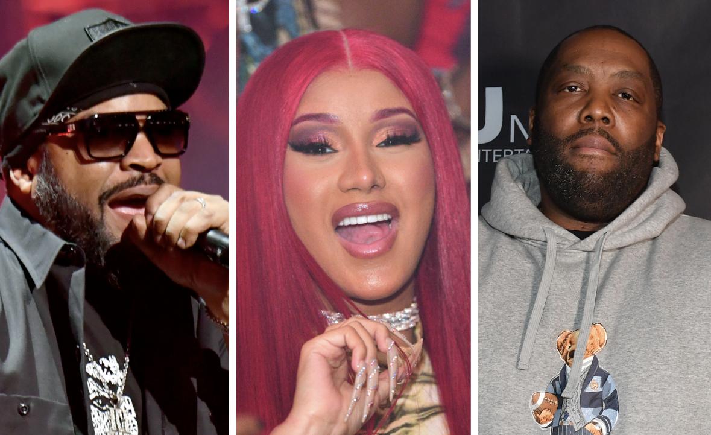 Ice Cube, Cardi B, Killer Mike, Meek Mill и другие рэперы взрываются реакцией на приговор Дерека Човена