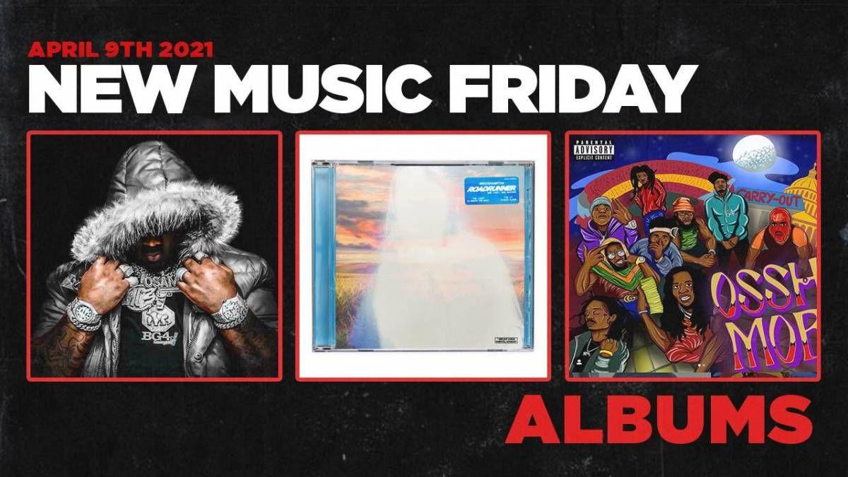 Neue Musik Freitag - Neue Alben von Brockhampton, Mo3, Black Fortune, ELHAE + More