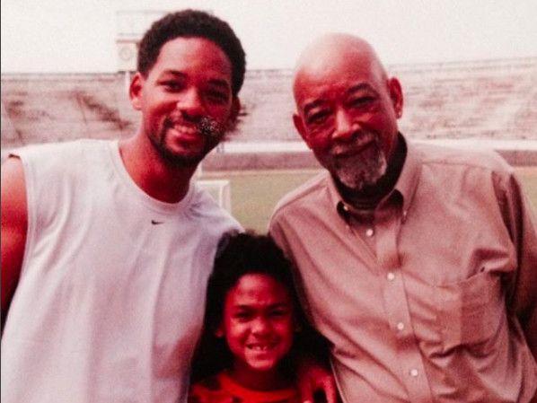 Will Smiths Vater Willard Carroll Smith Sr. ist gestorben