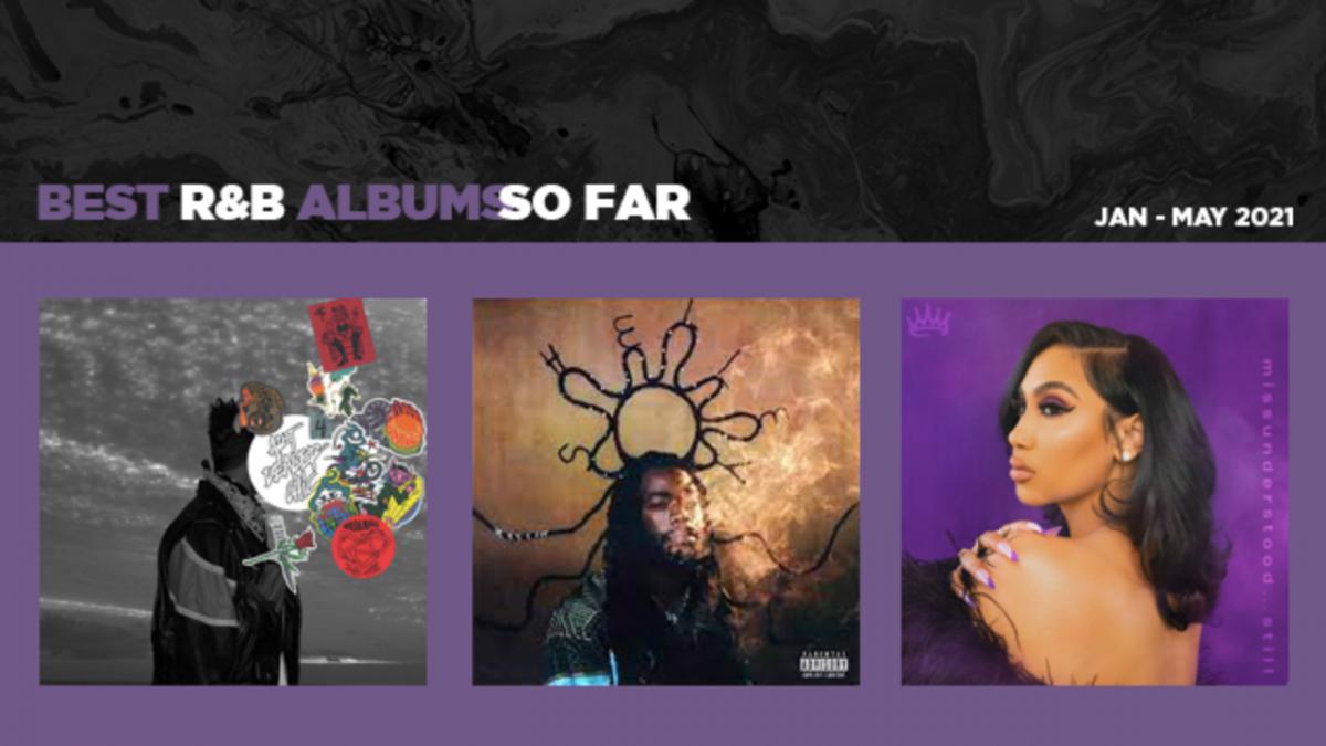 Die besten R & B-Alben von 2021 ... (bisher)