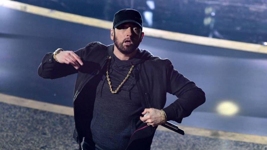 Eminems ehemaliges Herrenhaus in Michigan ist für Millionen verfügbar