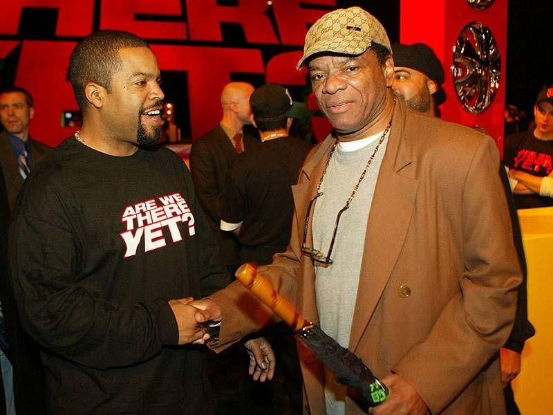 Ice Cube pleure la mort de John Witherspoon: je suis dévasté