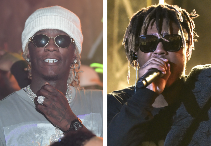 Young Thug & Juice WRLD Channel Classic Will Smith & Martin Lawrence med kommende 'Bad Boy' samarbeid
