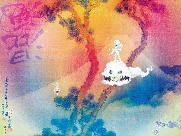 Salg af hiphopalbum: Kanye West og Kid Cudis 'KIDS SEE GHOSTS' debuterer som nr. 2 på billboard 200