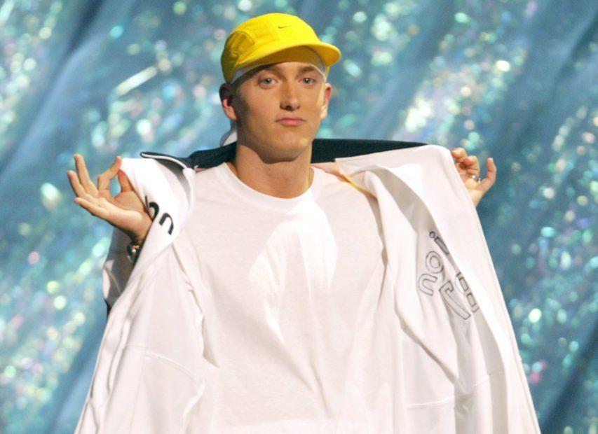 Spotify erklärt Eminems 'Till I Collapse' zum größten Workout-Song aller Zeiten