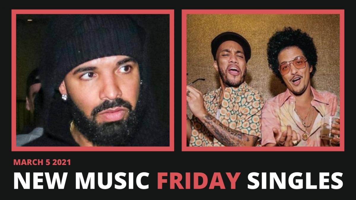Neue Musik Freitag - Neue Singles von Drake, Bruno Mars & Anderson. Paak, Tyler The Creator + More