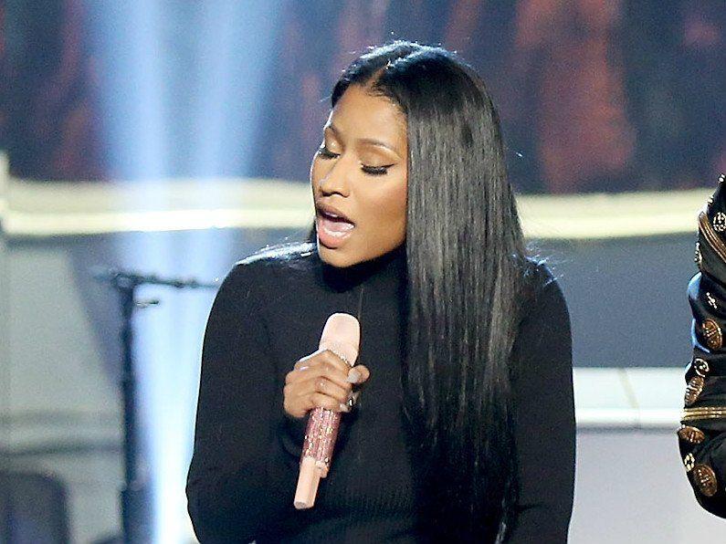 Nicki Minaj Performance eröffnet 2017 Billboard Music Awards