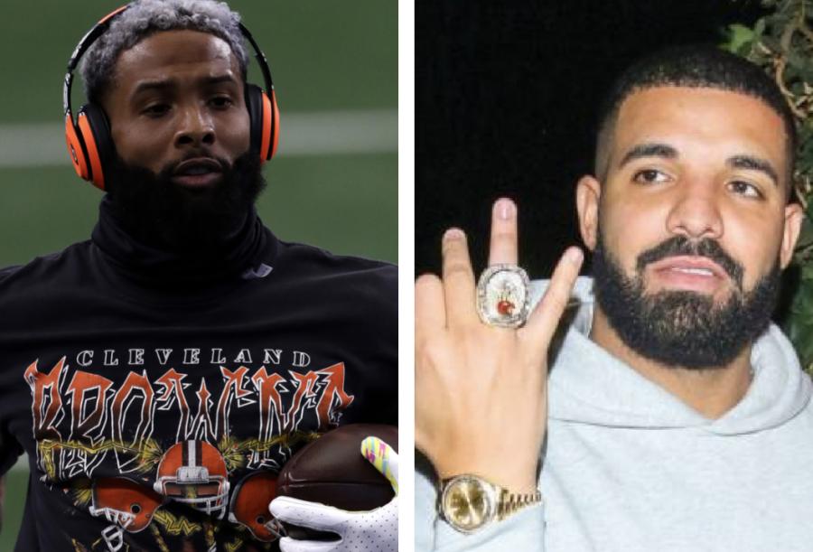 Odell Beckham Jr. sagt, dass Drakes 'Certified Lover Boy' den Neujahrstag fallen lässt, aber Akademiks nennt Cap