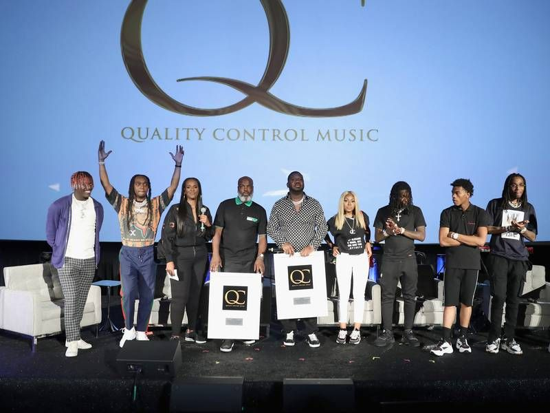 Qualitätskontrolle Shares 'Control The Streets Volume 2' Zusammenstellung