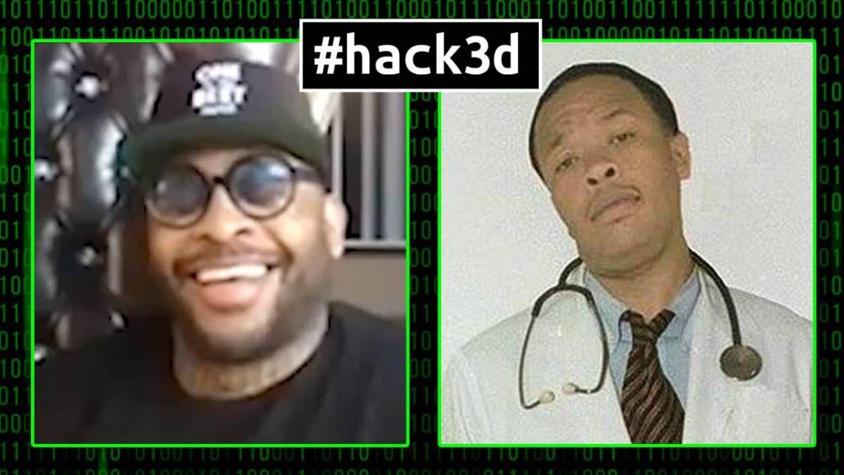 Le père de Royce Da 5'9 pensait que le Dr Dre était un vrai médecin lorsqu'il a appelé leur maison