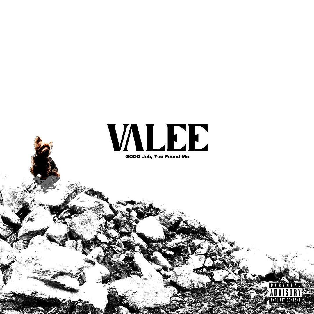 Valee abandonne GOOD Job, You Found Me EP, produit exécutif par Kanye West