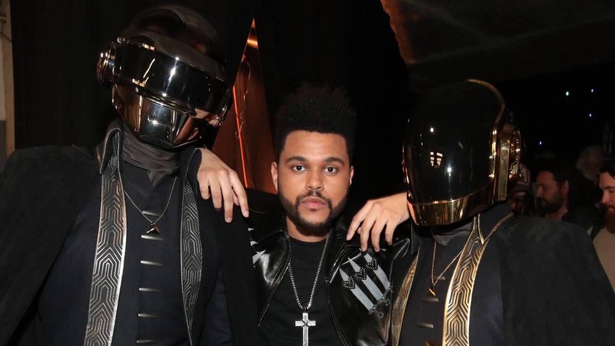 The Weeknd une fois crédité Daft Punk avec `` The Reason '' Il fait de la musique - Mais le duo français pionnier s'est séparé