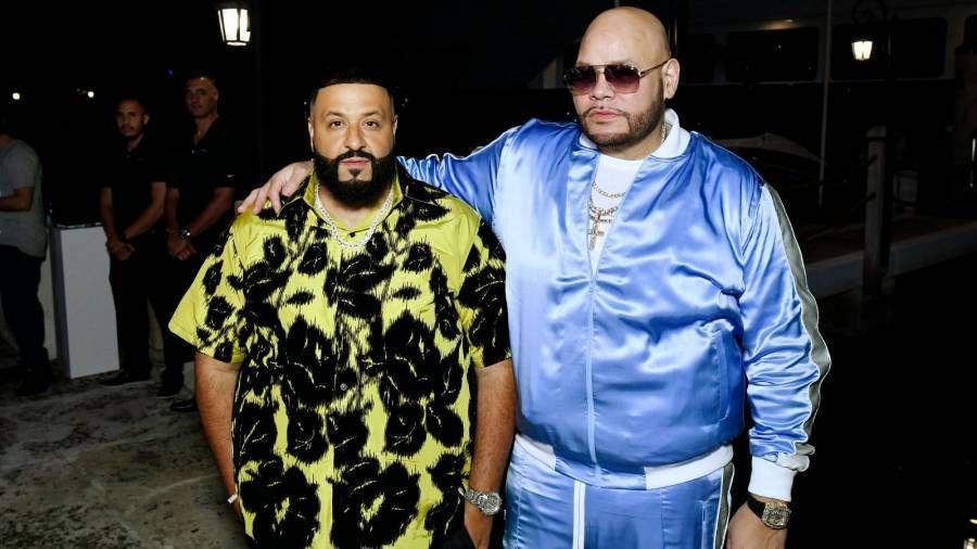 DJ Khaled & Fat Joe machen ein gemeinsames OnlyFans-Konto