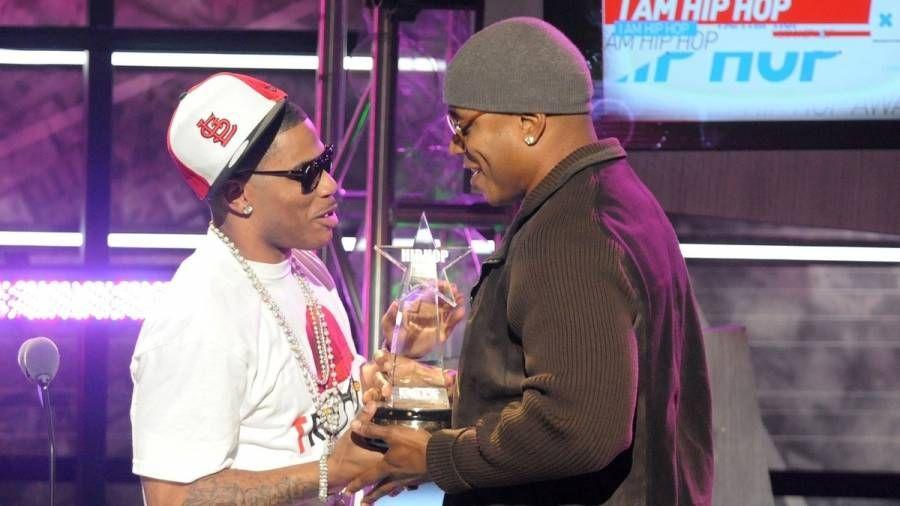 Hip-Hop-Ikonen Nelly & LL COOL J Wenden sich dem Reality-TV zu