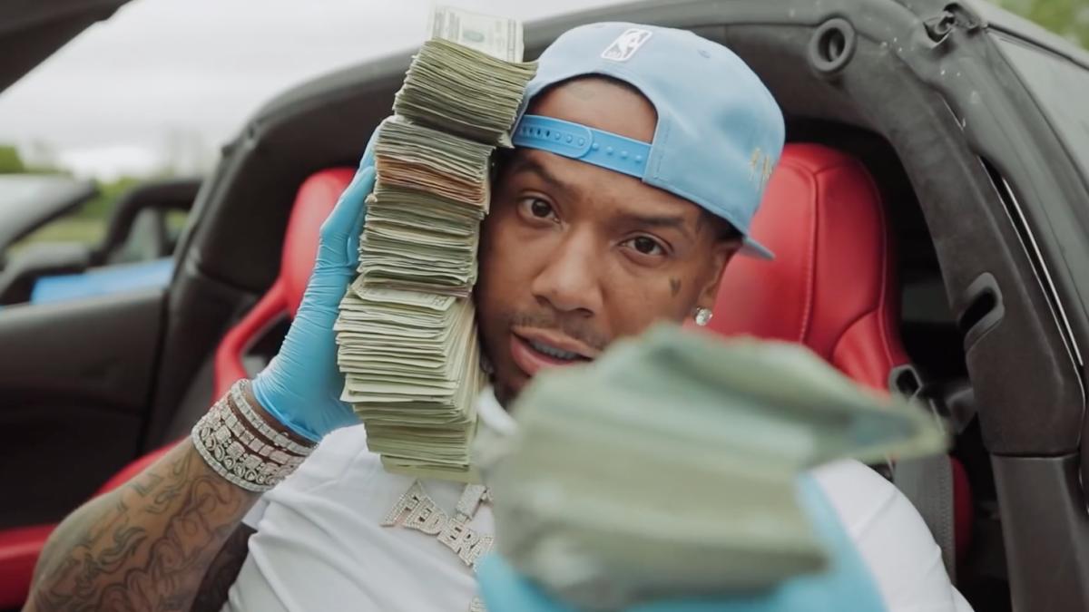 Moneybagg Yo Stunts mit massiver Buchungsgebühr als neues Album Eyes Billboard No. 1