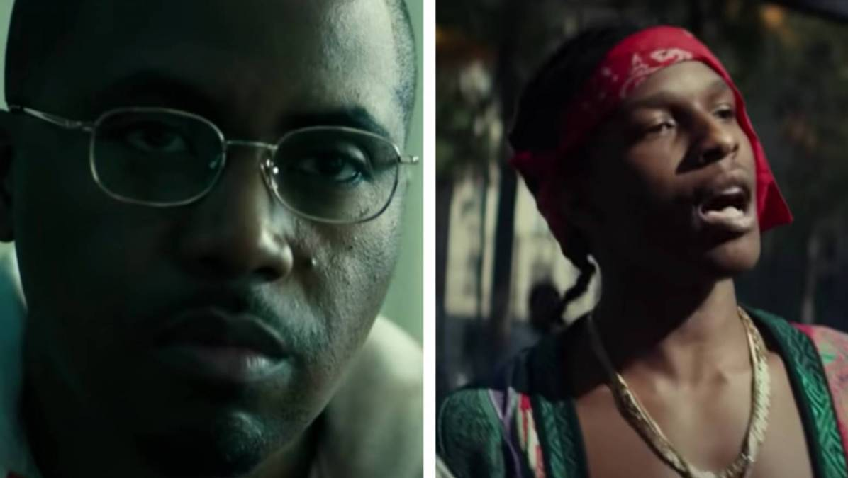 Nas & A $ AP Rocky's Acting Skills on Display In Netflix 'Monster' Trailer