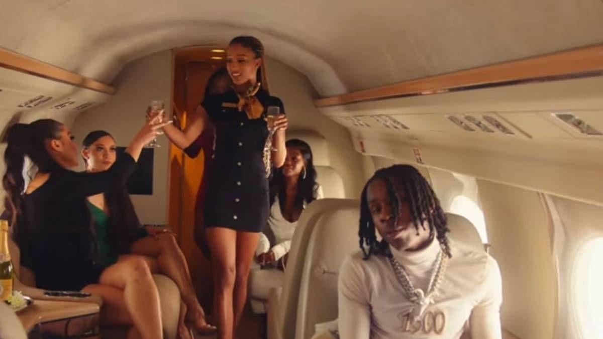Polo G-dokumenter Hip Hop-berømmelse i 'Rapstar' -video