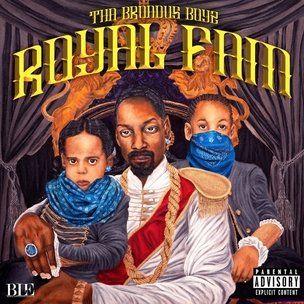 Snoop Dogg veröffentlicht das Album 'Royal Fam' von Broadus Boyz mit seinen Söhnen